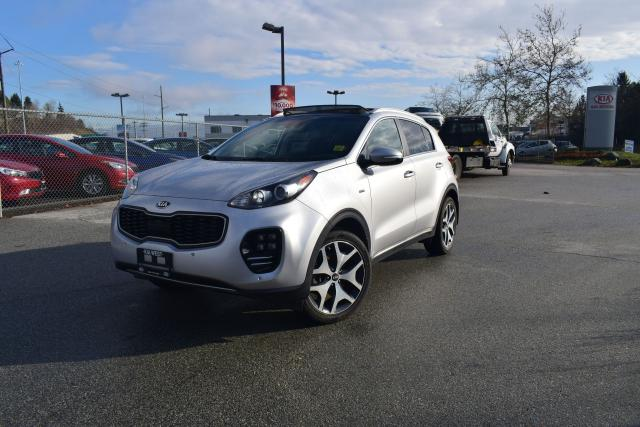 2017 Kia Sportage SX AC/AUTO/ROOF/LEATHER/PL/P