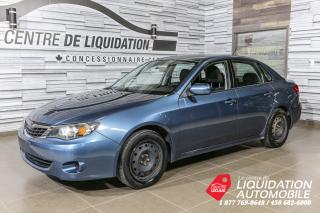 Used 2009 Subaru Impreza for sale in Laval, QC