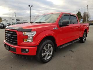 Used 2017 Ford F-150 SPORT CREW , V8 5,0L, 4X4, SIÈGES CHAUFF for sale in Vallée-Jonction, QC