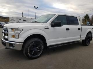 Used 2016 Ford F-150 XLT CREW 4X4 V8 5,0L , BTE 6.5 PIEDS for sale in Vallée-Jonction, QC