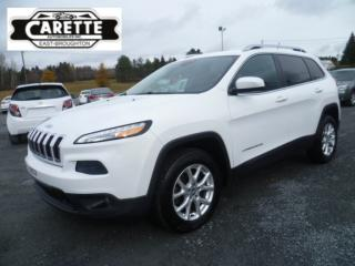 Used 2014 Jeep Cherokee North edition awd gps for sale in East broughton, QC