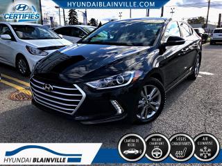 Used 2017 Hyundai Elantra Berline GL APPLE CARPLAY, VOLANT CHAUFFA for sale in Blainville, QC