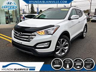 Used 2015 Hyundai Santa Fe Sport 2.0T TURBO SE AWD CUIR, DÉMARREUR À DIST for sale in Blainville, QC