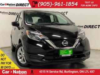 Used 2018 Nissan Versa Note SV| BACK UP CAMERA| HEATED SEATS| for sale in Burlington, ON