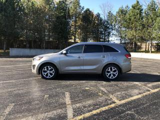 Used 2018 Kia Sorento SX AWD for sale in Cayuga, ON