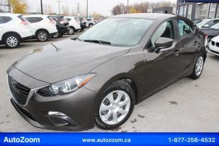 Used 2016 Mazda MAZDA3 GX for sale in Laval, QC