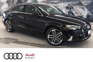 Used 2019 Audi A3 45 Progressiv + Nav | CarPlay | Cam for sale in Whitby, ON