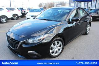 Used 2016 Mazda MAZDA3 A/C **CAMERA** FINANCEMENT FACILE !! for sale in Laval, QC