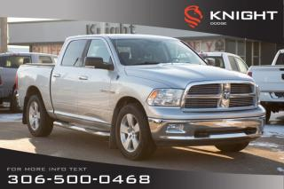 Used 2010 Dodge Ram 1500 SLT | Remote Start | Power Seats | for sale in Swift Current, SK