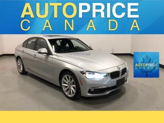 Used 2016 BMW 328 i xDrive NAVIGATION|REAR CAM|LEATHER for sale in Mississauga, ON