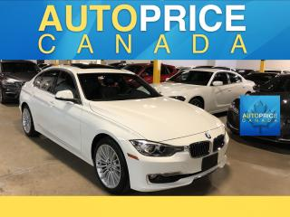 Used 2015 BMW 328 i xDrive MOONROOF|NAVIGATION|LEATHER for sale in Mississauga, ON