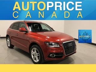 Used 2015 Audi Q5 2.0T Progressiv S-LINE|PANOROOF|NAVIGATION for sale in Mississauga, ON
