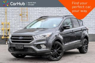 Used 2019 Ford Escape Titanium|PanoSunroof|Nav|BackupCam|4WD|HeatFrntSeats|SiriusXM|Bluetooth for sale in Thornhill, ON