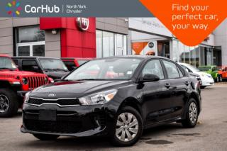 Used 2018 Kia Rio LX+|SiriusXM|Bluetooth|HeatFrntSeats/Steering|AuxPorts for sale in Thornhill, ON