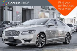 Used 2017 Lincoln MKZ Reserve for sale in Thornhill, ON