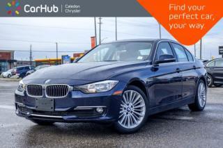 Used 2015 BMW 3 Series 320i xDrive|Navi|Sunroof|Bluetooth|Heated Front Seats|Pwr Windows|Pwr Locks|Keyless|17