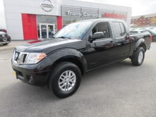 Used 2016 Nissan Frontier SV 4X4 for sale in Peterborough, ON