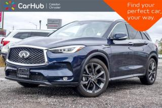 Used 2019 Infiniti QX50 Sensory|AWD|Navi|Pano Sunroof|Bluetooth|Backup Cam|Leather|R-Start|20