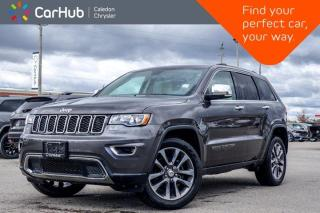 Used 2018 Jeep Grand Cherokee Limited 4x4 Bluetooth Backup Camera Remote Start Leather Heated Seats 20