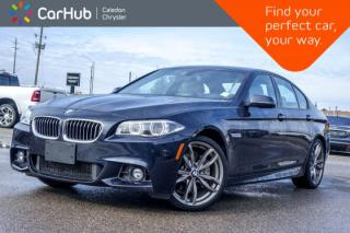 Used 2016 BMW 5 Series 535i xDrive|Navi|Sunroof|Bluetooth|Leather|Heated front Seats|19
