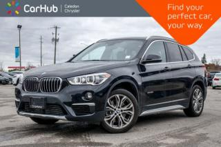 Used 2018 BMW X1 xDrive28i|Navi|Pano Sunroof|Backup Cam|Bluetooth|Heated Seats|18