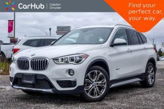 Used 2017 BMW X1 xDrive28i|Navi|Pano Sunroof|Backup Cam|Bluetooth|Heated Seats|18