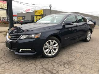 Used 2019 Chevrolet Impala 1LT | Panoroof | Leather | Wifi Hotspot for sale in St Catharines, ON