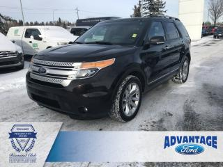 Used 2014 Ford Explorer XLT Power Liftgate - Voice Activated Navigation for sale in Calgary, AB