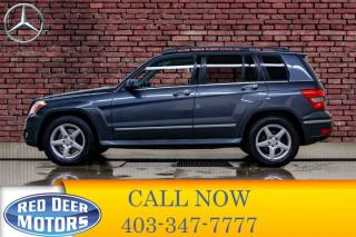 Used 2010 Mercedes-Benz GLK-Class 350 4Matic Leather Roof for sale in Red Deer, AB