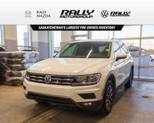 Used 2019 Volkswagen Tiguan COMFORTLINE for sale in Prince Albert, SK