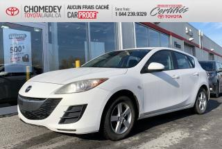 Used 2010 Mazda MAZDA3 GX, AUTOMATIQUE ** PRIX ENCAN ** for sale in Laval, QC