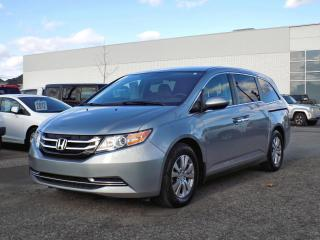 Used 2016 Honda Odyssey EX * DVD * 8 PLACES * for sale in Brossard, QC