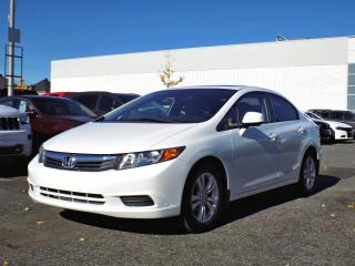 Used 2012 Honda Civic EX-L *CUIR*TOIT*GPS* for sale in Brossard, QC