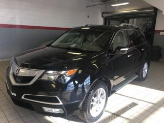 Used 2012 Acura MDX AWD 4dr Elite Pkg for sale in Terrebonne, QC