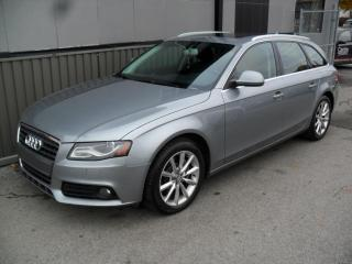 Used 2009 Audi A4 WAGON 4x4 2.0T Auto. FULL = SUPERBE for sale in Laval, QC