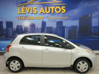 Used 2008 Toyota Yaris HAYON 5 PORTES AUTOMATIQUE 131200KM for sale in Lévis, QC