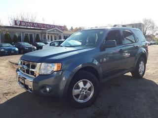Used 2011 Ford Escape XLT 4WD for sale in Oshawa, ON