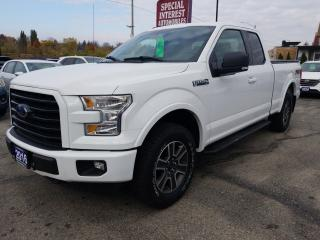 Used 2016 Ford F-150 XLT BLUE TOOTH !!  REAR CAMERA !!  4X4 !! for sale in Cambridge, ON