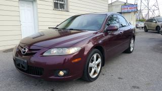 Used 2006 Mazda MAZDA6 GS,GS for sale in Scarborough, ON