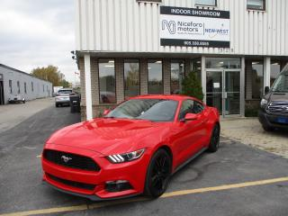 Used 2017 Ford Mustang EcoBoost for sale in Oakville, ON