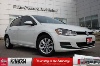 Used 2016 Volkswagen Golf One owner accident free trade, only 58084 kms for sale in Toronto, ON