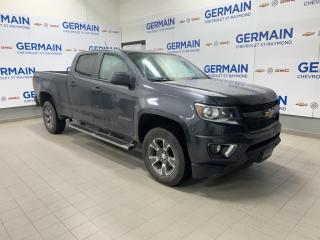 Used 2016 Chevrolet Colorado 4WD Crew Cab Z71 for sale in St-Raymond, QC