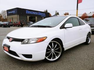 Used 2008 Honda Civic EX-L for sale in Surrey, BC
