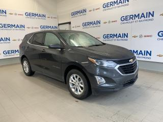 Used 2019 Chevrolet Equinox LT -8 ROUES MAGS + 8 PNEUS -COMME NEUF!!! for sale in St-Raymond, QC