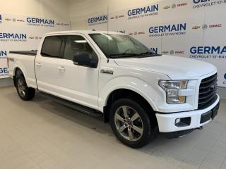Used 2016 Ford F-150 F-150- XLT- CREW CAB- CAMÉRA DE RECUL- BLUETOOTH for sale in St-Raymond, QC