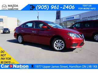 Used 2019 Nissan Sentra SV | REAR CAM | XM RADIO | HEATED SEATS for sale in Hamilton, ON
