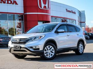Used 2016 Honda CR-V 2016 CR-V AWD SE-- 1 Owner W/A Clean CarFax!!! for sale in Milton, ON
