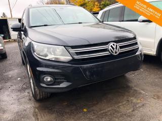 Used 2016 Volkswagen Tiguan Comfortline 4MOTION + GPS + Fender + Mag 18