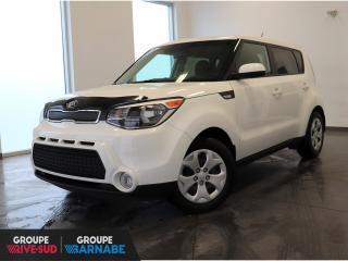 Used 2014 Kia Soul LX CLIMATISEUR- BAS KM!!! for sale in St-Jean-Sur-Richelieu, QC