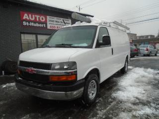 Used 2010 GMC Savana 2500 for sale in St-Hubert, QC